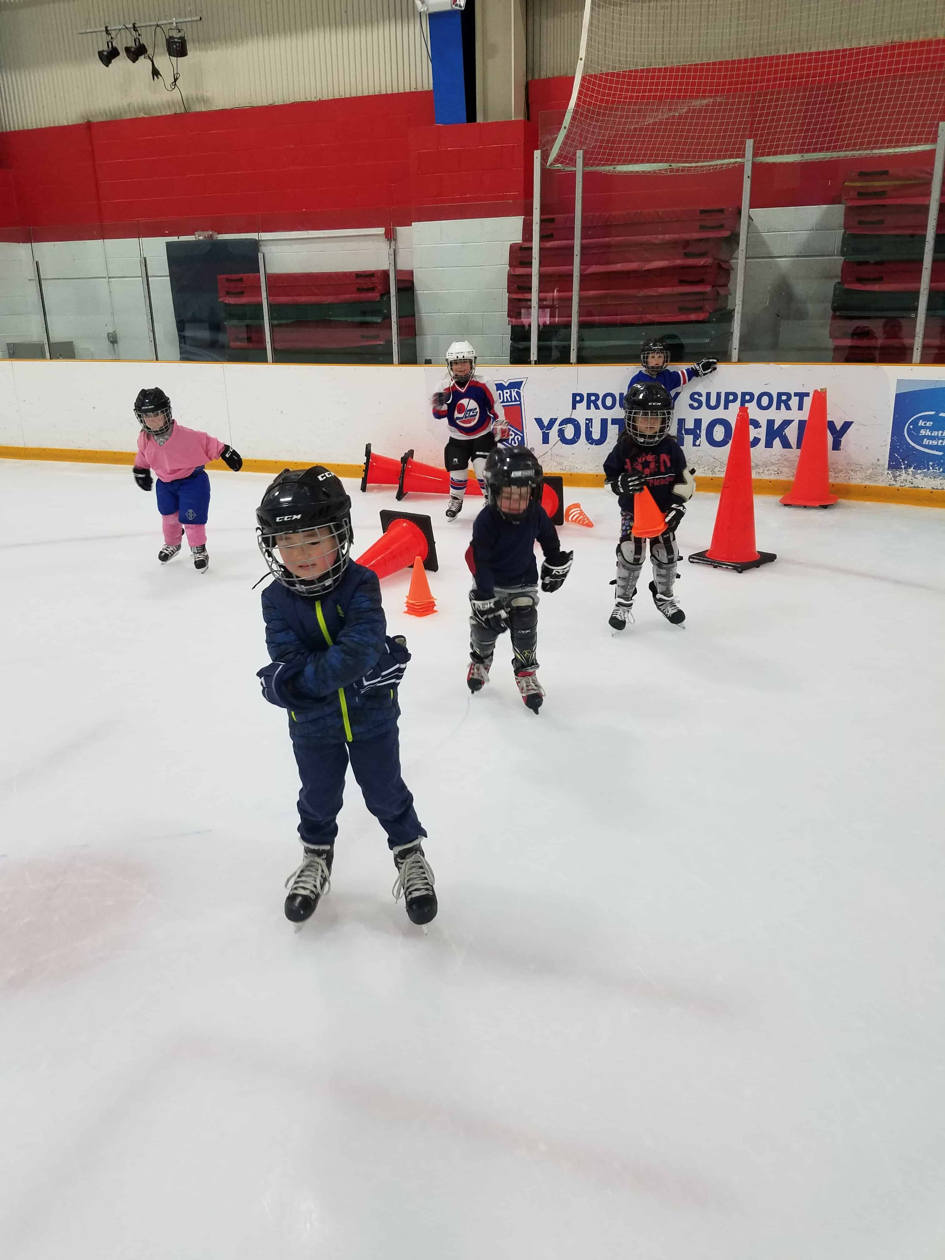 Learn to skate ct